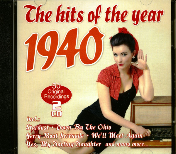 The Hits Of The Year 1940 (2-CD)