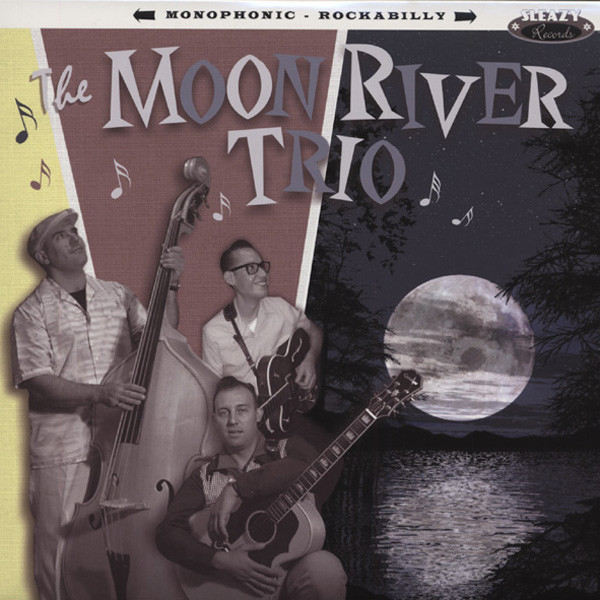The Moon River Trio 10'LP