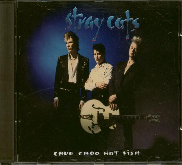 Choo Choo Hot Fish (CD)