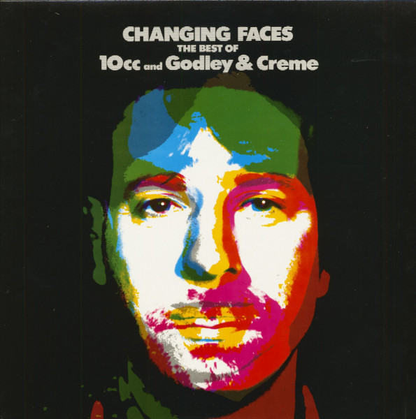 Changing Faces - The Best Of 10cc And Godley & Creme (LP)