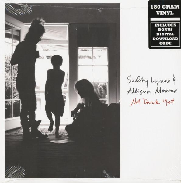Not Dark Yet (LP, 180g Vinyl & Download-Code)
