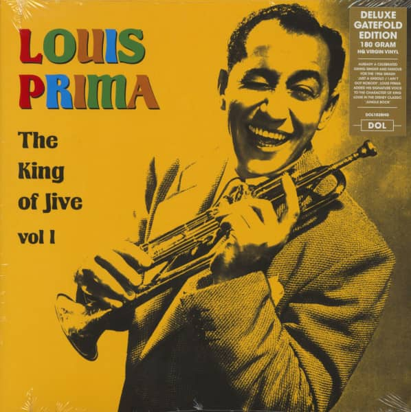 The King Of Jive Vol.1 (LP, 180g Vinyl)