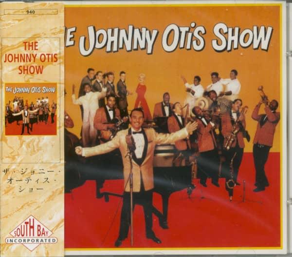 The Johnny Otis Show (CD)