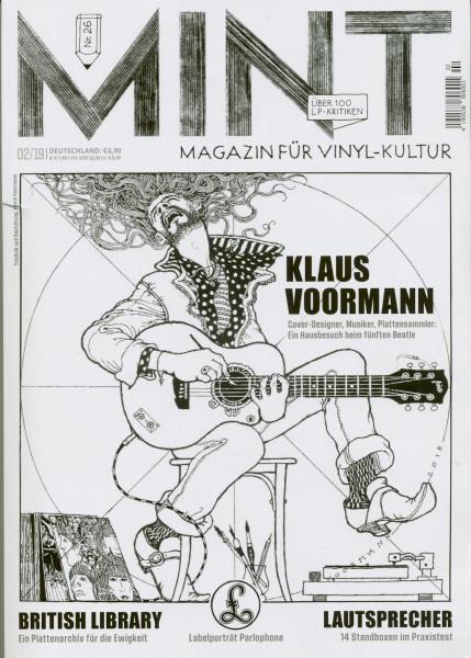 Mint Magazin #26, Februar 2019