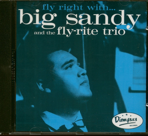 Fly Right With Big Sandy & The Fly-Rite Trio (CD)