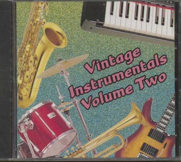 Vintage Instrumentals, Vol.2 (CD)