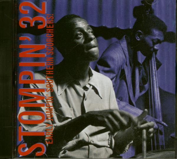 Stompin' Vol.32 (CD)