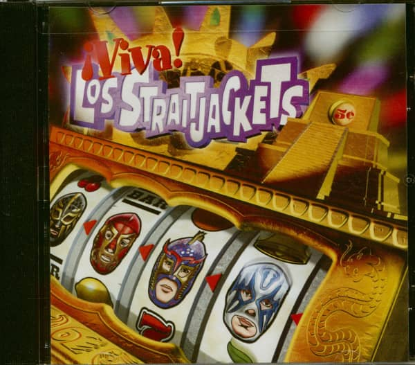 Viva Los Straitjackets (CD)