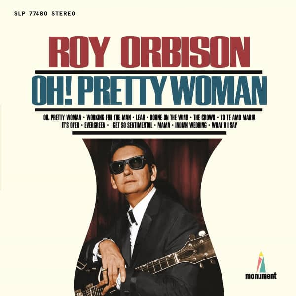 Oh! Pretty Woman (1962 - 64) 180g Vinyl
