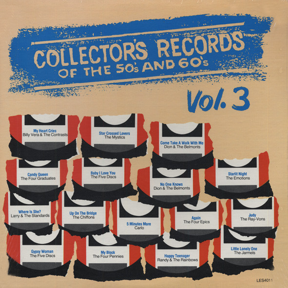 Collector's Records Of The 50s & 60s Vol.3