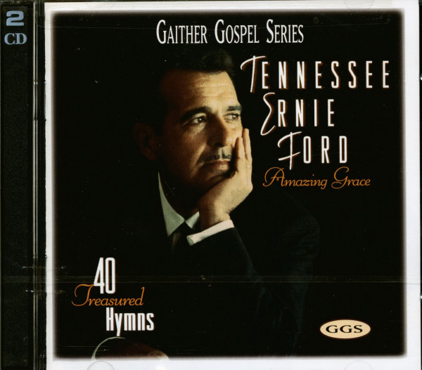 40 Treasured Hymns (2-CD)