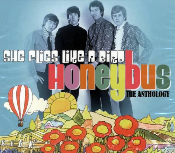She Flies Like A Bird - Anthology (2-CD)