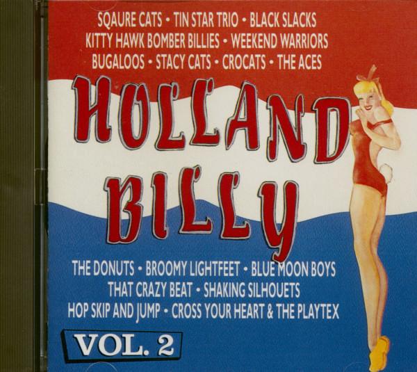 Holland-Billy Vol.2 (CD)