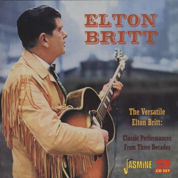 The Versatile Elton Britt (2-CD)