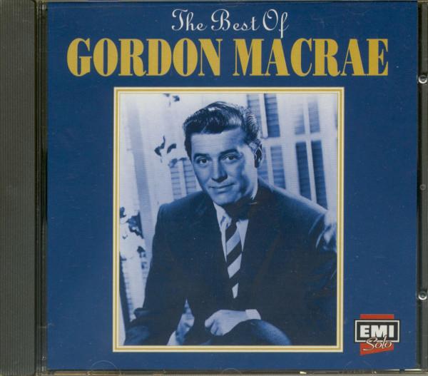 The Best Of Gordon Macrae (CD)