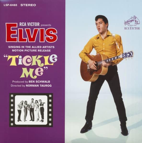 Tickle Me (2-LP, Limited Edition)