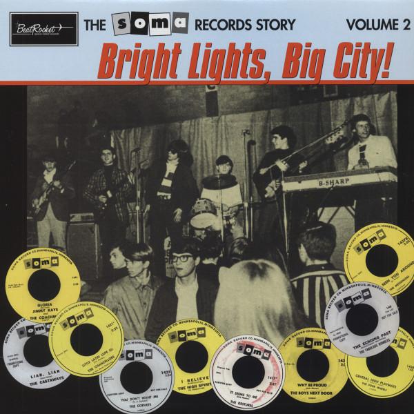 Vol.2, Soma Records Story (180g)
