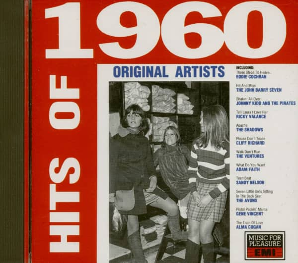 Hits Of 1960 (CD)