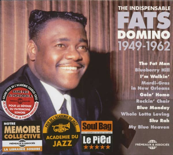 The Indispensable Fats Domino 1949-1962 (6-CD)