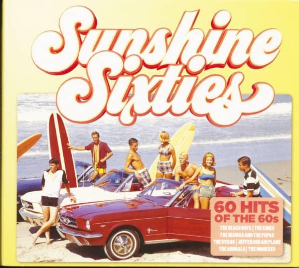 Sunshine Sixties (3-CD)