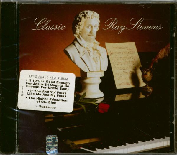 Classic Ray Stevens (CD)