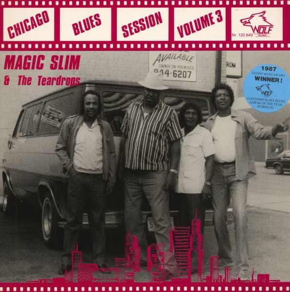 Chicago Blues Session Vol.3 (LP)