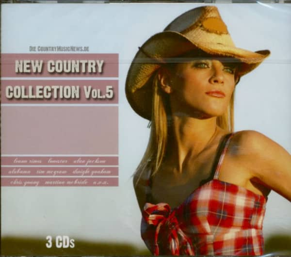 New Country Collection Vol.5 (3-CD)