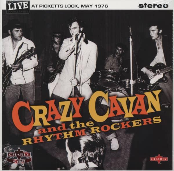 Live At Picketts Lock, May 1976 (2-LP, 10inch, Ltd.)