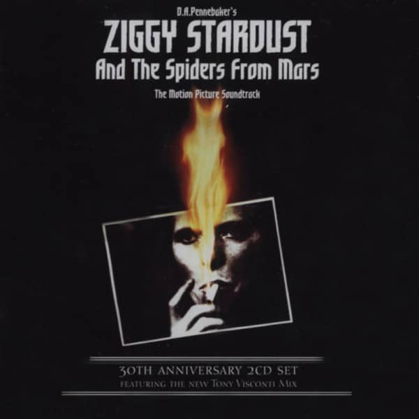 Ziggy Stardust & The Spiders From Mars (2-CD)