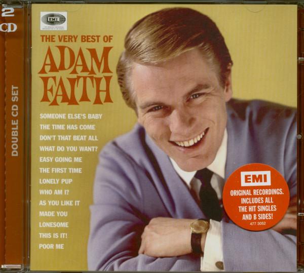 The Very Best Of Adam Faith (2-CD)