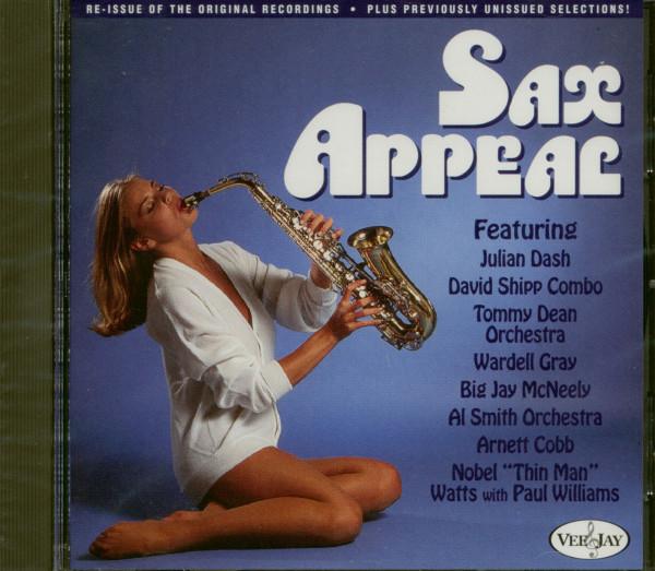 Sax Appeal (CD)
