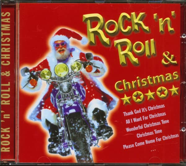 Rock'n'Roll & Christmas (CD)