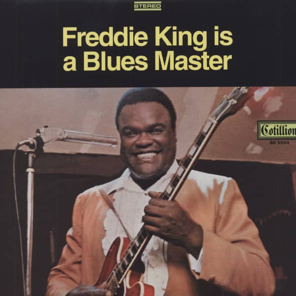 Is A Blues Master