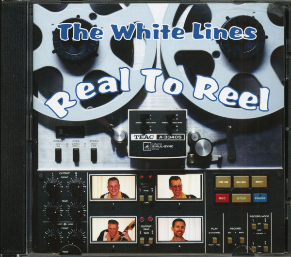 Real To Reel (CD)