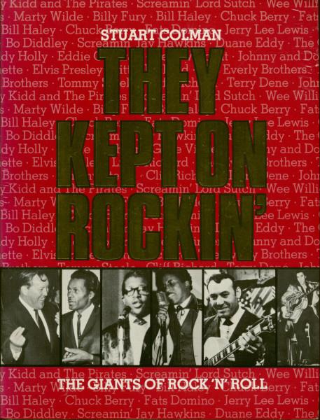 They Kept On Rockin'