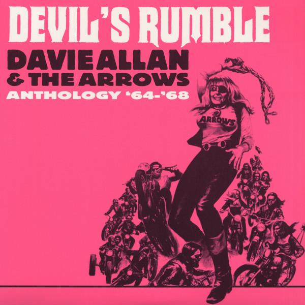 Devil's Rumble - Anthology 1965-68 2-LP 180g