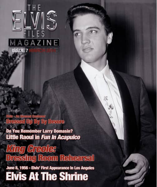 The Elvis Files Magazine #07 - March 2014