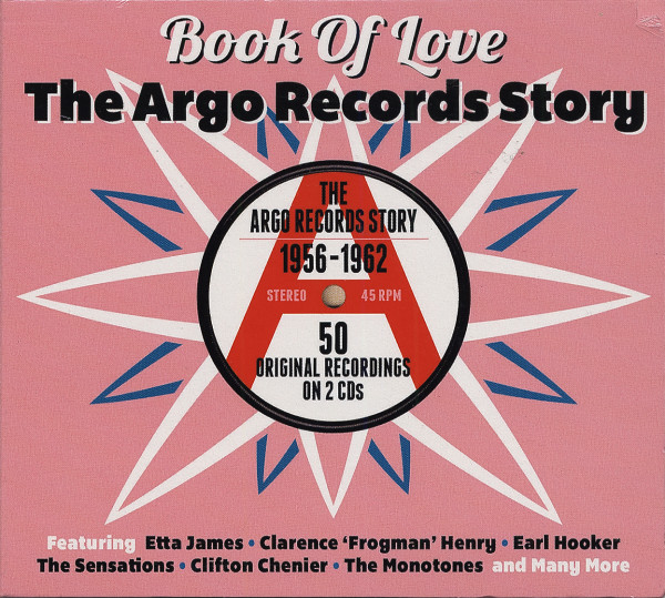 Book Of Love - The Argo Records Story (2-CD)