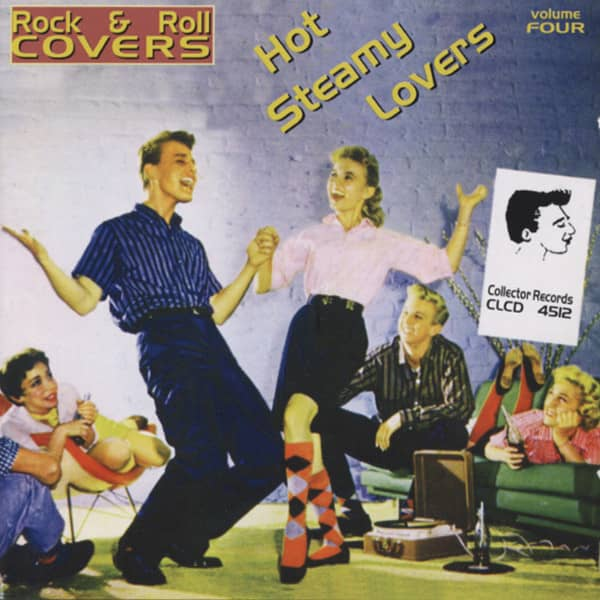Vol.4, Hot Steamy Lovers - Rock & Roll Covers
