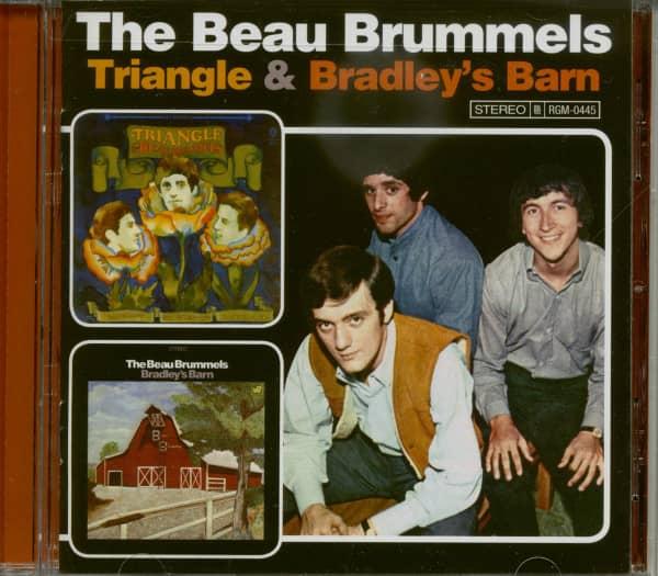 Triangle - Bradley's Barn (CD)