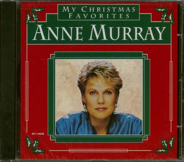 My Christmas Favorites (CD)