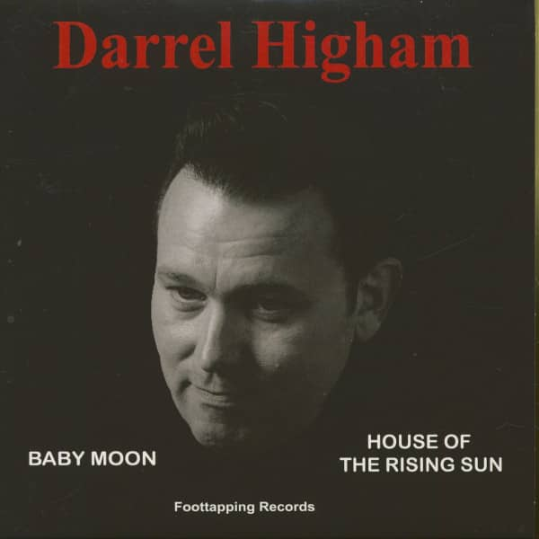 Baby Moon - House Of The Rising Sun (7inch, 45rpm, PS)