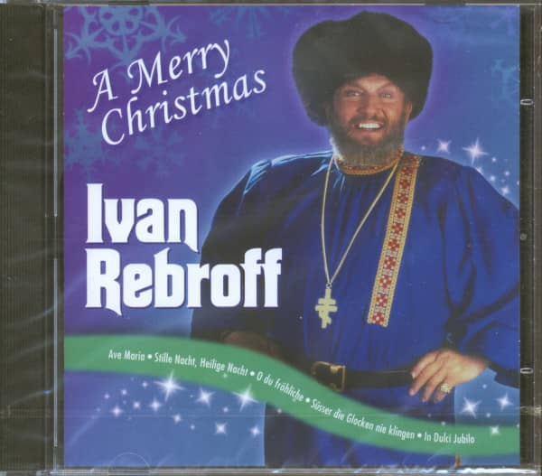 A Merry Christmas (CD)