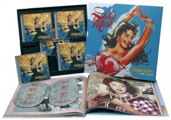 Du bist Musik - Die Filme (6-CD Deluxe Box Set)