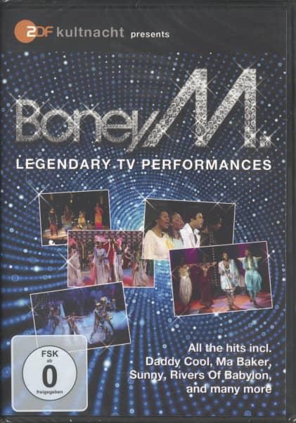 Legendary TV Performances (DVD)