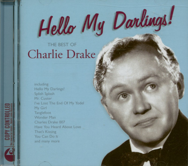 Hello My Darling - The Best Of Charlie Drake (CD)