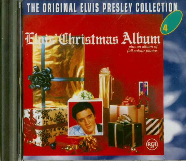 Elvis' Christmas Album - The Original Collection #4 (CD)