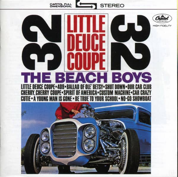 Little Deuce Coupe - All Summer Long...plus 4 (CD Album)