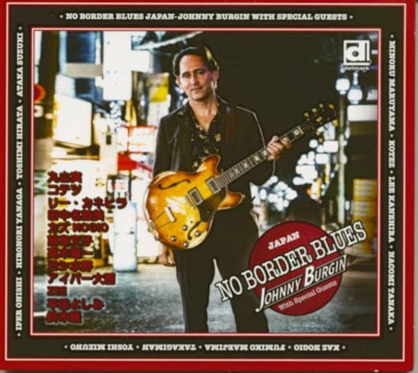 No Border Blues (CD)