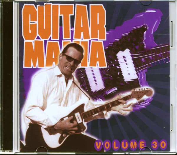 Guitar Mania Vol.30 (CD)